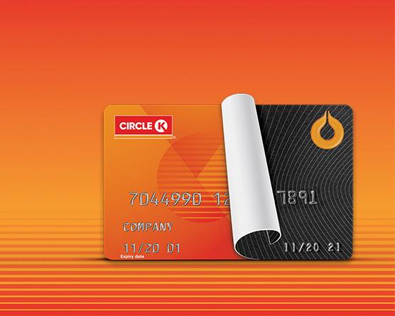 Husk å ta i bruk de nye Circle K kortene